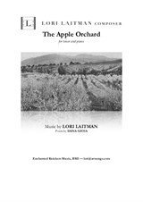 The Apple Orchard [tenor and piano version]