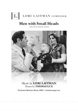Men With Small Heads — a comic cycle for countertenor and piano (priced for 2 copies)