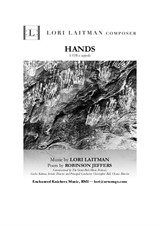 Hands for SATB a cappella (priced for 10 copies)